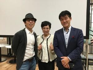 佐藤青児先生と森健次朗先生のコラボセミナー