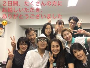 佐藤青児先生の神戸セミナーのご参加ありがとうございました😊